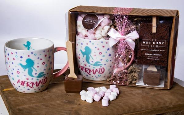 Mermaid Hot Chocolate Gift Set – The Hot Choc Club