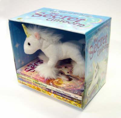 My Secret Unicorn Boxed Set And Toy   Linda Chapman   9780141320380