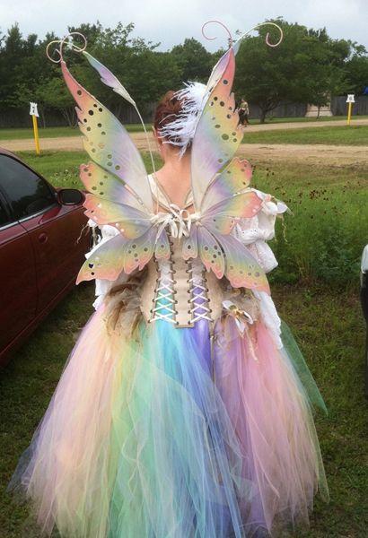 New Fairy Costumes!