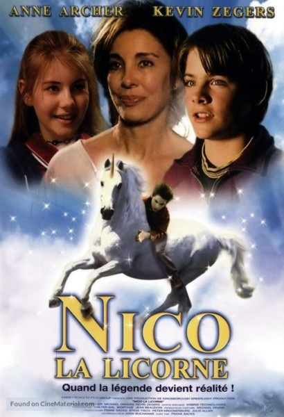 Nico The Unicorn French Movie Poster