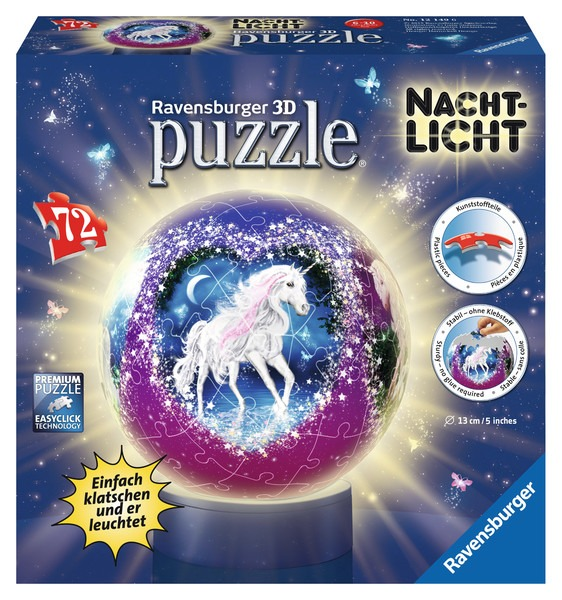 Nightlight Magical Unicorns