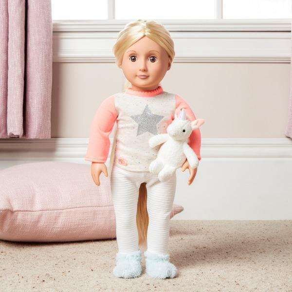 Our Generation Unicorn Pyjama Outfit