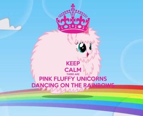 Pink Fluffy Unicorns Dancing On Rainbows 🌈😜 On We Heart It