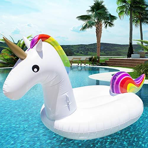 Pool Inflatables Unicorn  Amazon Co Uk