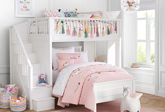 Rainbow Unicorn Bedroom