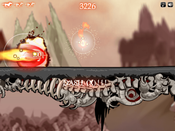 Robot Unicorn Attack  Heavy Metal Screenshots For Browser