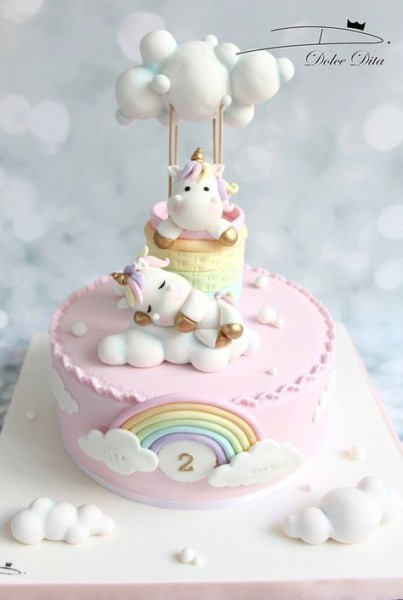 Roundup Of The Best Baby Shower Cakes, Tutorials, And Ideas