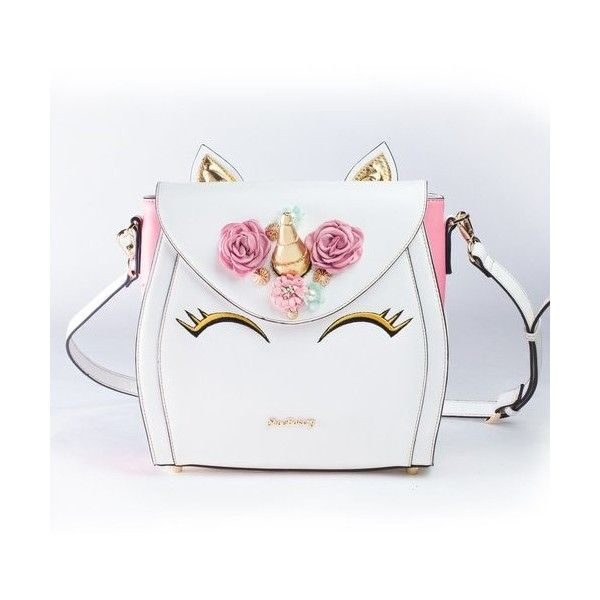 Shoe Bakery Unicorn Bag ❤ Liked On Polyvore Featuring Bags