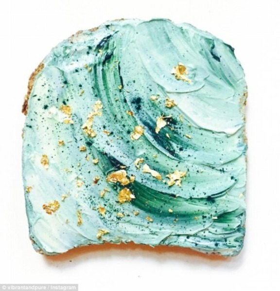 Social Media Outraged Over Viral Craze For Unicorn Toast