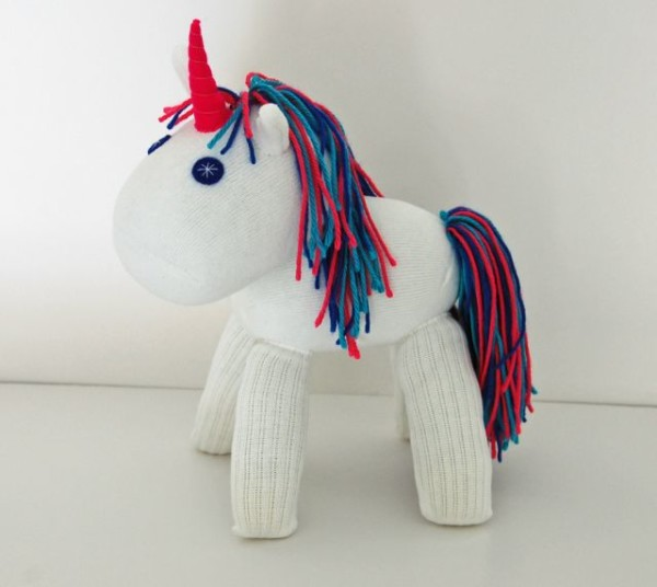 Sock Unicorn, Inspiration