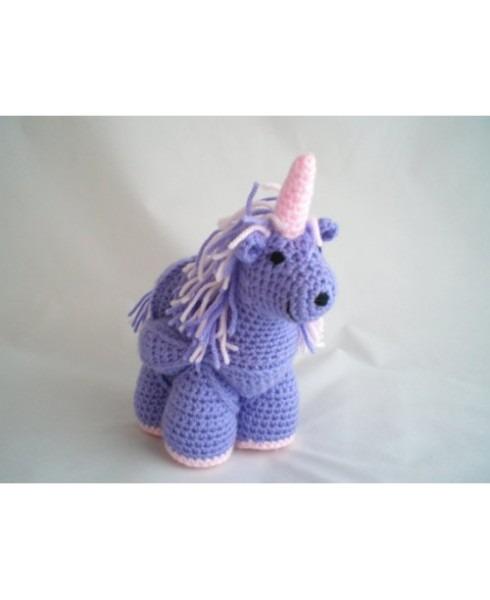 Special Crochet Unicorn Puzzle Ball Magical Unicorn Puzzle Ball