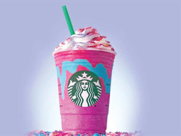 Starbucks  A Drink That Changes Flavour As You Sip On It! Here's