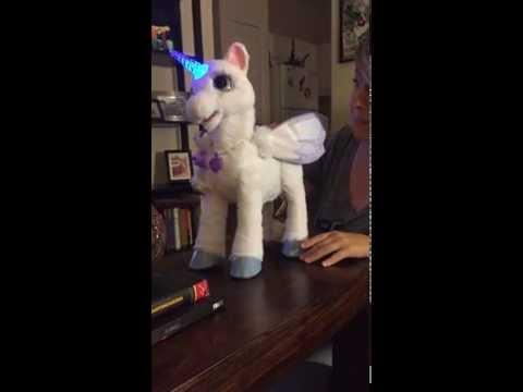 Starlily My Magical Unicorn  Beatboxing!!
