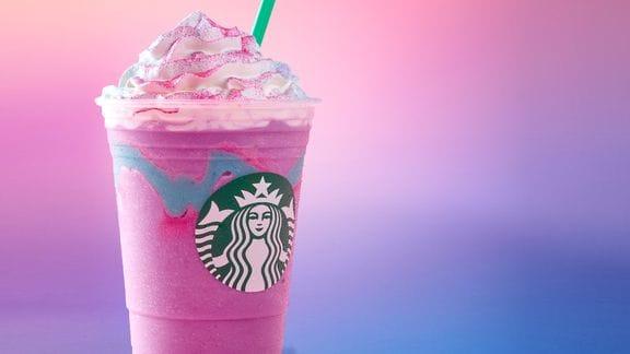 Stephen Colbert's Unicorn Frappuccino Review  'it Tastes Like I