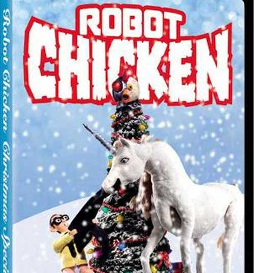 "Stoopid Buddy Stoodios » Robot Chicken ""christmas Specials"" Dvd"
