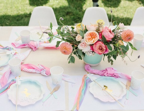 Table Setting Touches