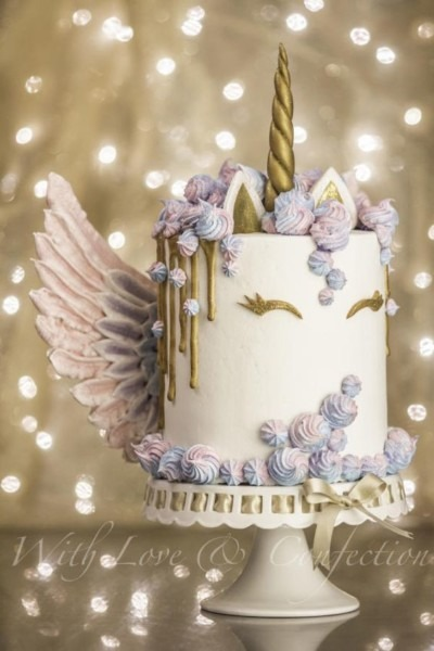 The 10 Most Magical Unicorn Cake Ideas On Unicorn Images Gallery — Shimmer And