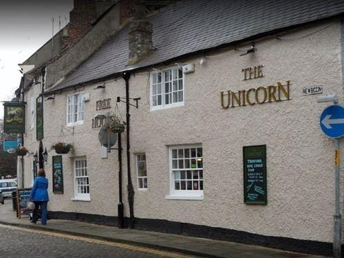 The Unicorn Richmond In Richmond