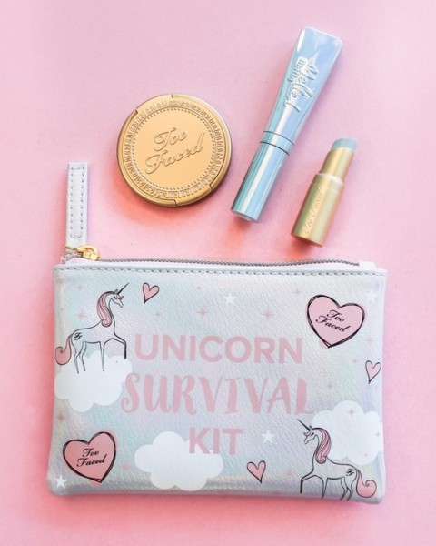 Too Faced Is Dropping A Unicorn Survival Kit And It's So Magical