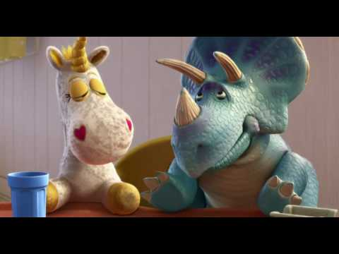 Toy Story 3 Clip  Tea Party