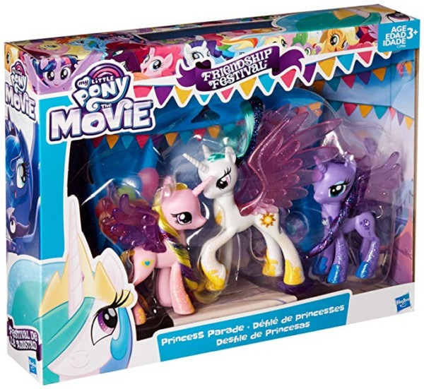 Toys R Us Exclusive My Little Pony The Movie Friendship Festival