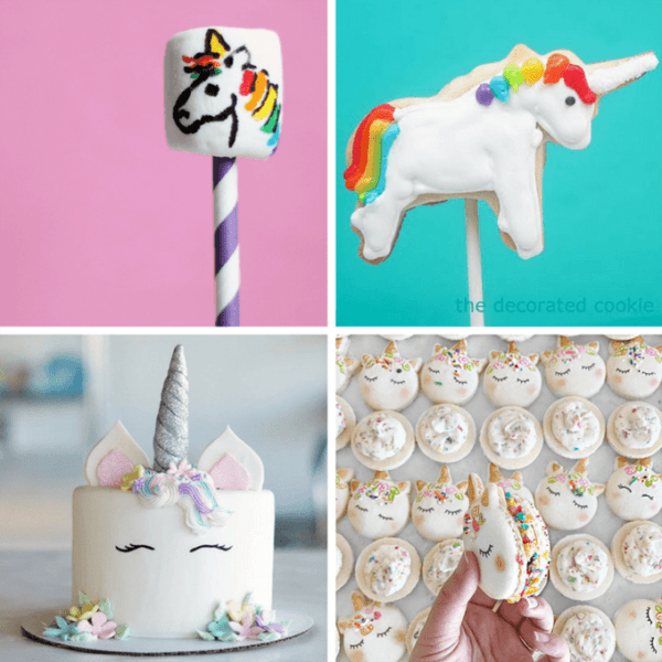 Unicorn Food Ideas For Your Unicorn Party Or Rainbow Party