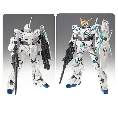 Unicorn Gundam Destroy Mode Gundam Fix Figuration Metal Composite