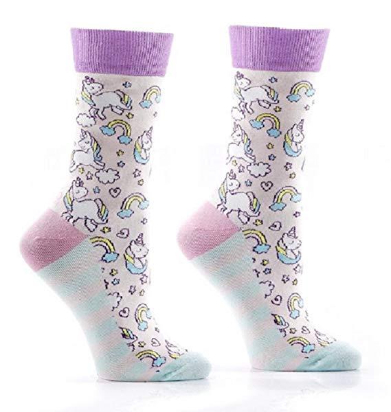 Unicorn Pattern Cotton Blend Women's Size 6