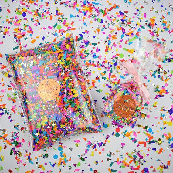 Unicorn Poop Confetti