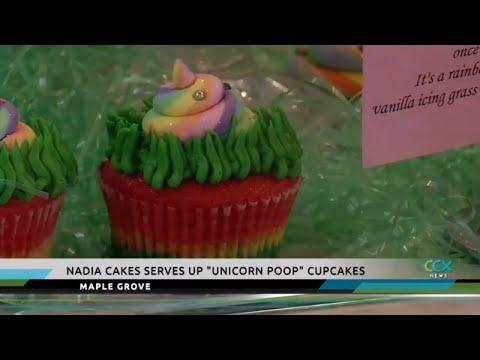 Unicorn Poop Cupcakes Continue April Fool's Tradition