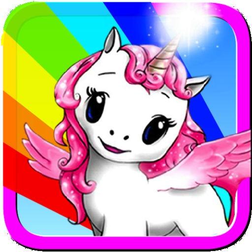 Unicorn Rainbow Ride By Ics Mobile, Inc