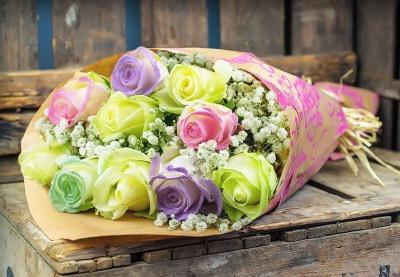Unicorn Roses [hbu001]