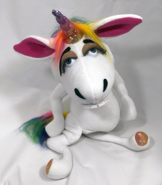 Unicorn Sparkles The Unicorn Puppet Youtube Movie