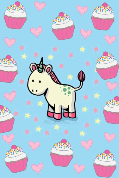 Unicorns & Cupcakes! 💕😁 Discovered By Britt On We Heart It