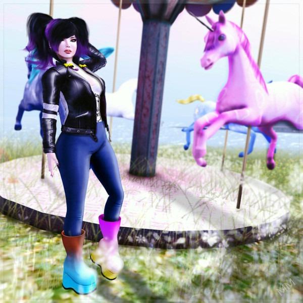 119 Charlie The Unicorn