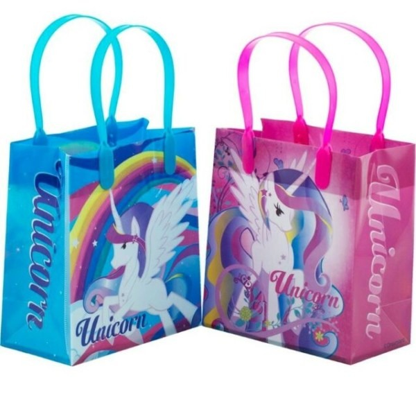 12x Magical Unicorn Birthday Party Favor Goody Loot Gifts Candy