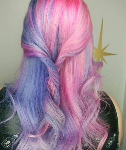 20 Trending Shades Of Unicorn Hair