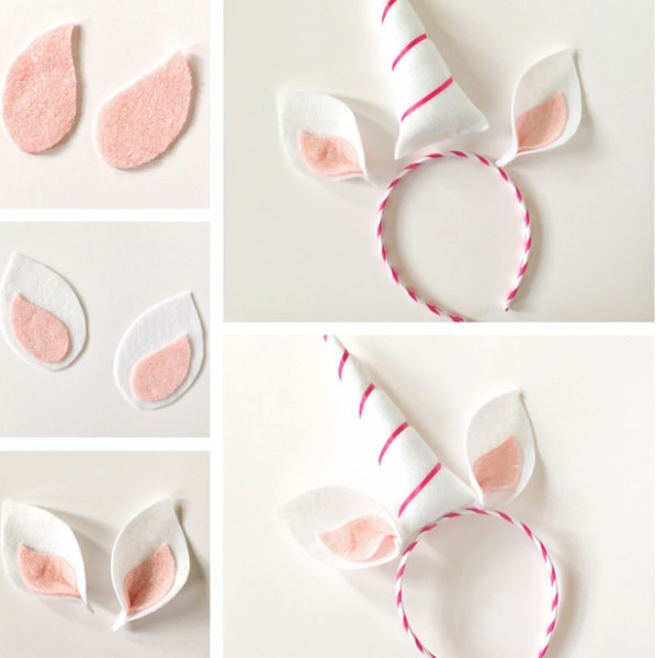 26 Images Of Diy Unicorn Horn Template
