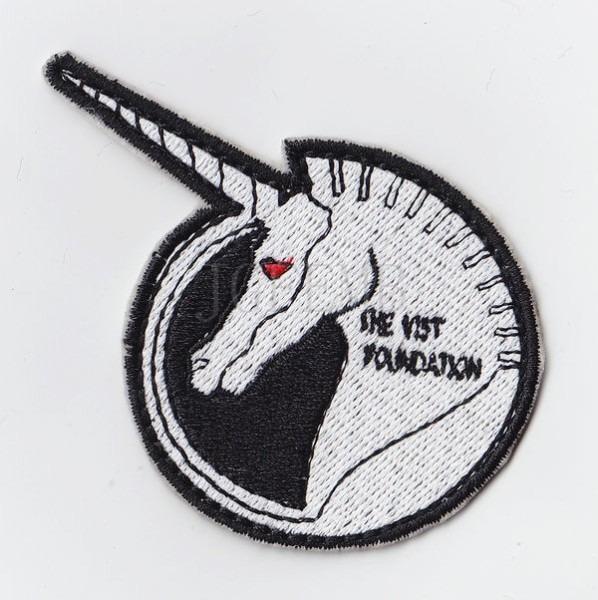 50 Embroidery Gundam Unicorn The Vist Foundation Military Tactical