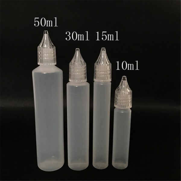 5pcs Lot E Liquid Bottle Refill Unicorn Dropper Empty Pen Shape
