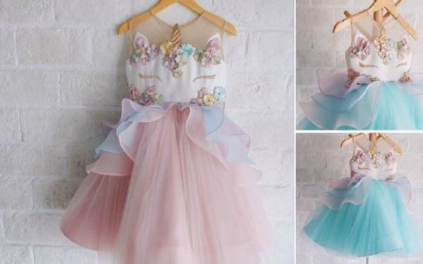 Adorable Unicorn Dresses