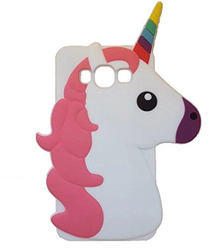 Amazon Com  3d Cartoon Galaxy On5 Case,guilin Fashion Unicorn Cute