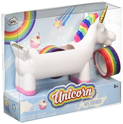 Amazon Com   Npw Unicorn Tape Dispenser   Office Products