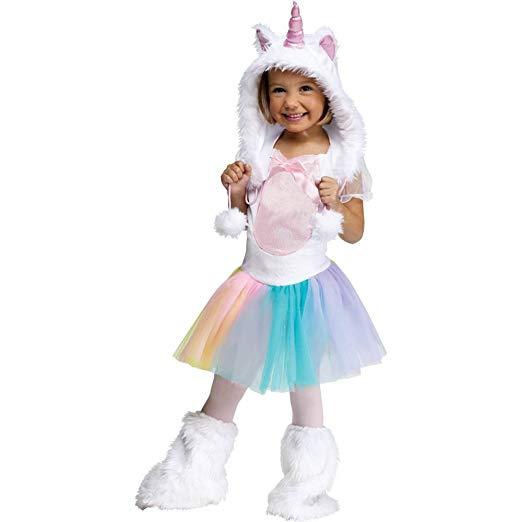 Amazon Com  Fun World Costumes Baby Girl's Unicorn Toddler Costume