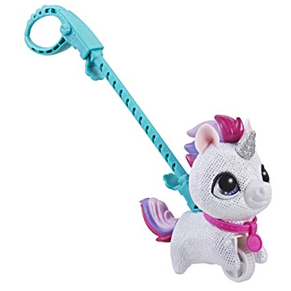 Amazon Com  Furreal Walkalots Lil' Wags, Unicorn  Toys & Games