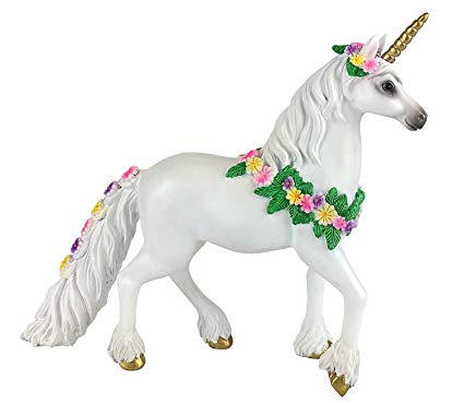 Amazon Com  Glitzglam Genevive The Golden Unicorn For Your