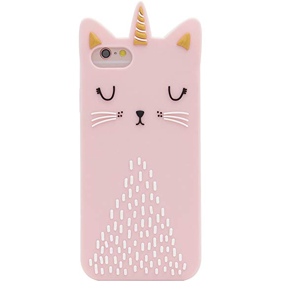 Amazon Com  Iphone 6 Case, Iphone 6s Case, Mc Fashion Cute 3d