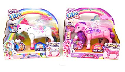 Amazon Com  Little Live Pets Sparkles And Shimmer My Dancing