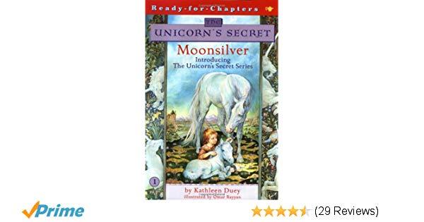 Amazon Com  Moonsilver (the Unicorn's Secret  1) (9780689842696