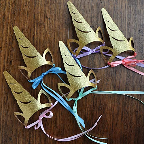 Amazon Com  Unicorn Headband  Unicorn Crown Horn  Unicorn Party